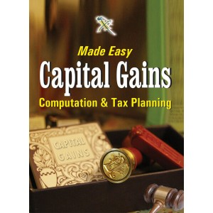 Xcess's Made Easy Capital Gains Computation & Tax Planning