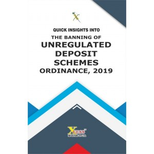 Xcess's Quick Insights into The Banning of Unregulated Deposit Schemes Ordinance, 2019