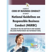 Xcess Infostore's A Guide to Code of Business Conduct in view of National Guidelines on Responsible Business Conduct (NGRBC)