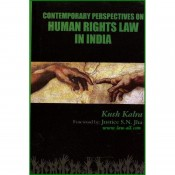 Kush Kalra's Contemporary Perspectives on Human Rights Law in India by Y S Books International