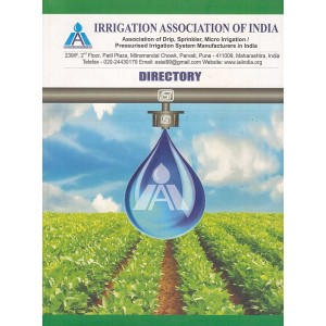Irrigation Association of India Directory by YSW Information Systems