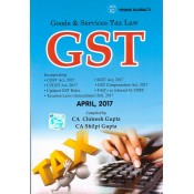 Young Global's Goods & Services Tax Laws GST by CA.Chitresh Gupta, CA. Shilpi Gupta| GST 2017