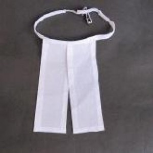 Advocates's Bands/ Neckwear [White]