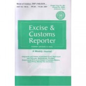 Manupatra's Excise & Customs Reporter [ECR]
