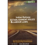 Bahri's Indian Railway Estabilishment Rules and Labour Laws by K. P. Sharma