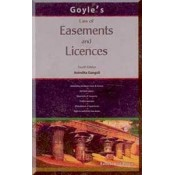 Goyle's Law of Easement & Licences [HB] by Anindita Ganguli, Eastern Law House