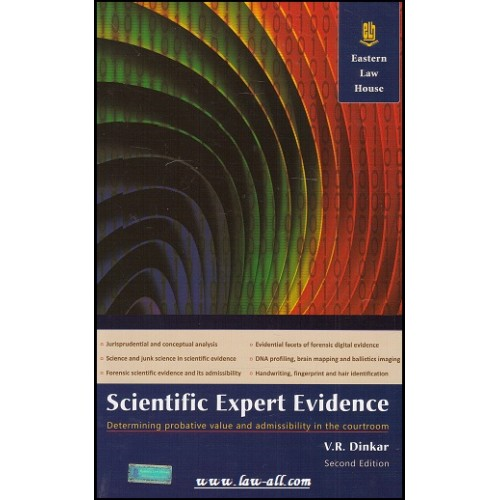 Eastern Law House's Scientific Expert Evidence [HB] by V. R. Dinkar