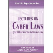 Dr. Rega Surya Rao's Lectures on Cyber Laws (Information Technology Law) for BSL | LL.B by Gogia Law Agency