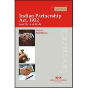 Lawmann's Indian Partnership Act, 1932 by Kamal Publishers
