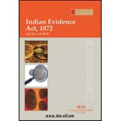 Lawmann's Indian Evidence Act, 1872 by Kamal Publishers