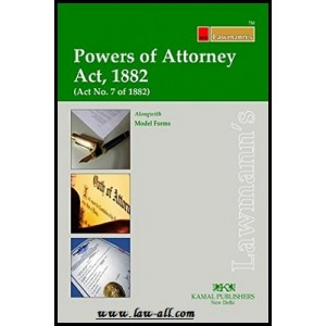 Lawmann's Power of Attorney by Kamal Publisher