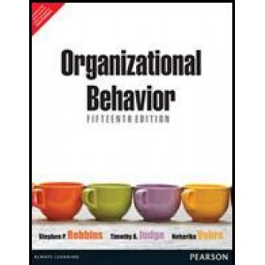 Pearson Education's Organizational Behavior by Dr. Stephen P. Robbins