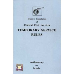 Swamy's CCS (Temporary Service) Rules, 1965
