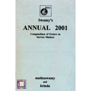 Swamy's Annual 2001