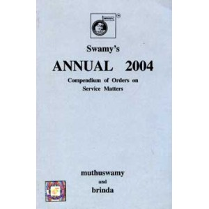 Swamy's Annual 2004