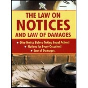 Xcess Infostore's The Law On Notices with Law of Damages