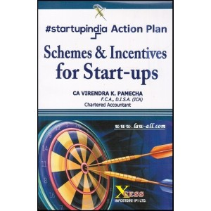 Xcess Infostore's Schemes & Incentives For Start-ups by CA Virendra K. Pamecha