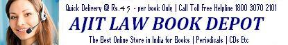 AJIT LAW BOOK DEPOT